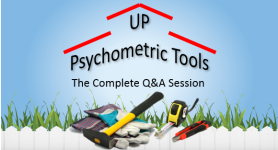 UP Psychometric Tools