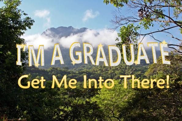 I'm A Grad