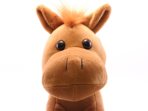 Cuddly Toy Horse